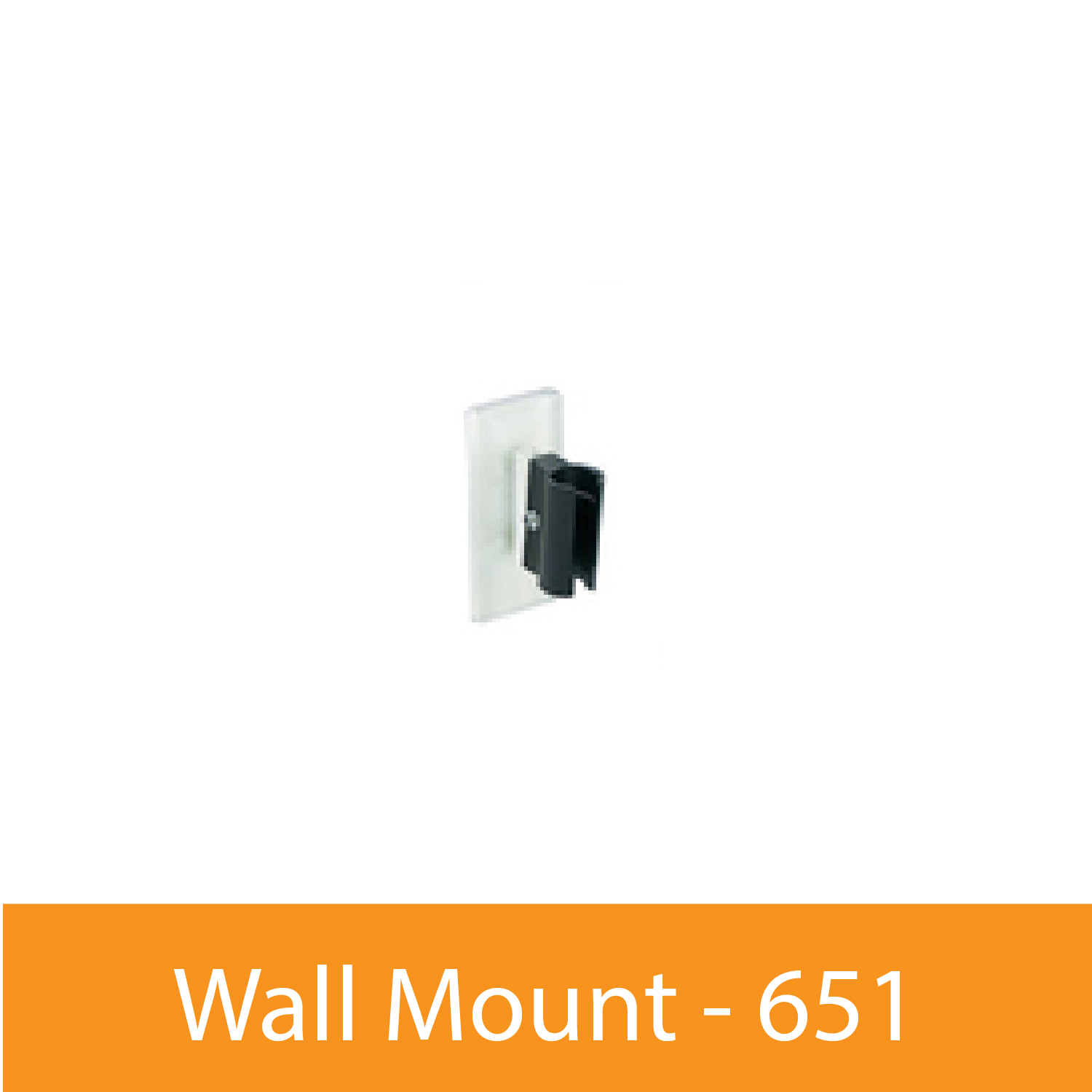 Wall Mount Wand Stand
