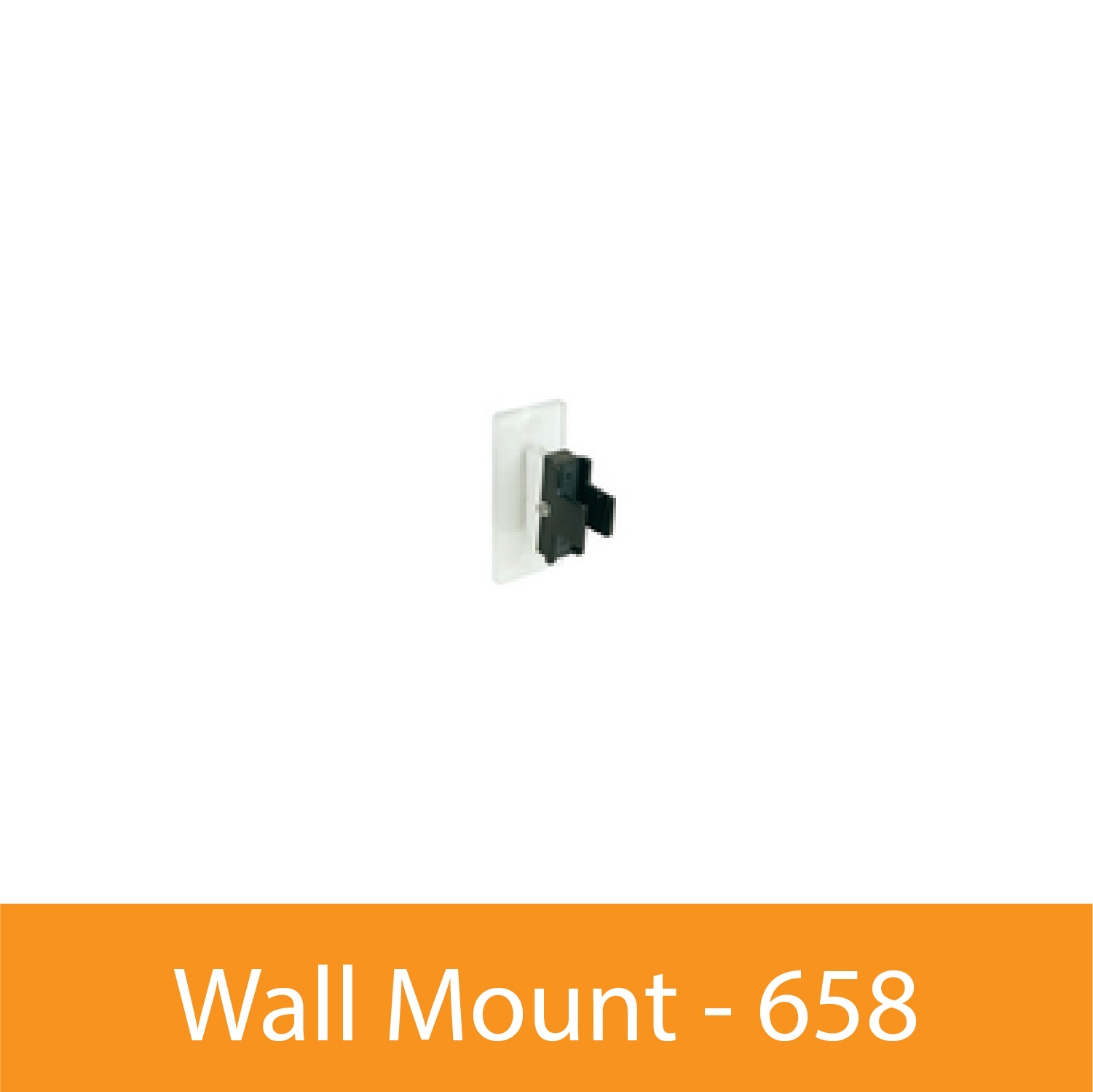 Wall Mount Wand Stand (Shut-Off)